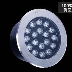 3W6W9W12W18W36W埋地灯广场草坪景观亮化LED灯