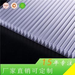 无锡惠臣厂家供应4mm雨搭阳光板隔音防水抗老化