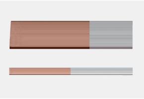 铜铝过渡板,铜铝过渡条,铜铝过渡棒