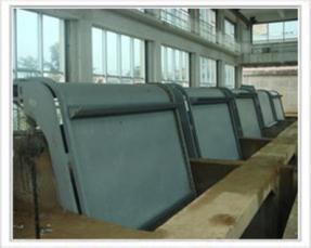 北京不锈钢回转式清污机