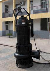 耐磨潜水矿浆泵