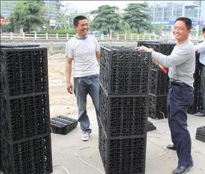 塑料模块水箱|PP雨水模块水箱