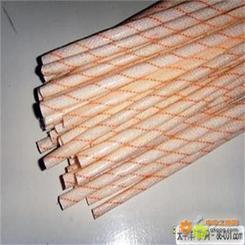 聚氯乙烯玻璃纤维软管(黄腊管