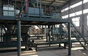 FS一体板设备生产线全自动板材生产线