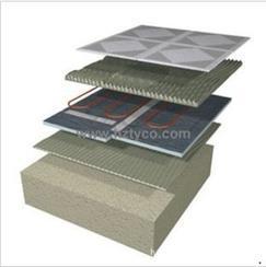 供应泰科电地暖系统保温板,xps 复合板