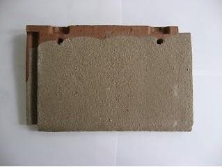 陶艺平瓦-1型 彩石砖 外墙砖 上海永陶建材