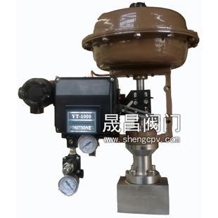 概述: zjhx 气动小流量调节阀系列体积小,重量轻,性能高,用于 微小图片