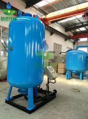 全自动定压补水真空脱气装置原理