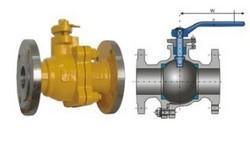 天然气专用球阀、天然气法兰球阀