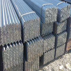 厂价直销天津Q235B角钢 幕墙支架用50*5国标角铁 可打眼好焊接