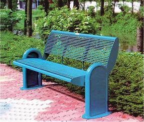 陕西公园长椅,陕西塑木休闲座椅厂家