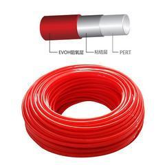 供应意斯暖二代pert三层阻氧地暖管