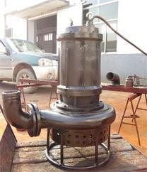 矿用耐磨矿砂泵,潜水搅拌砂浆泵