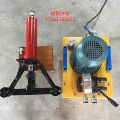 厂家直销方特路桥32型手提式液压钢筋弯曲机