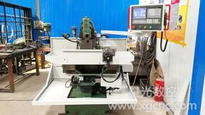 西安地区北京仪表机床厂X8130铣床数控改造