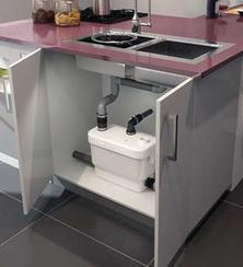 SFA洗手池污水提升泵上海总代理管道排污泵