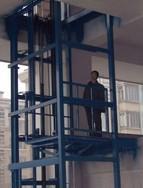 简易货梯,无基坑货梯,液压电梯
