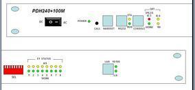 8E1协议转换器8E1网桥