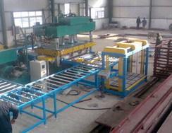 供应大型保温板材自动化生产线成套设备