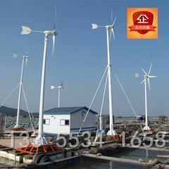 永磁220v风力发电机 大功率高压交流无刷电机三相交流永磁