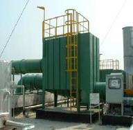 中国广东喷漆废气处理塔、东莞烤漆废气处理塔