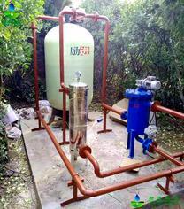 卧式自动排污过滤器配置
