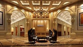 重庆开县星星门业展厅装饰设计