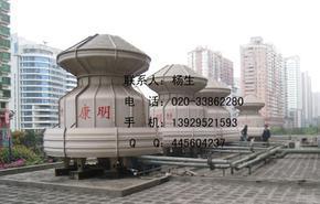 园形逆流式工业型康明冷却塔(