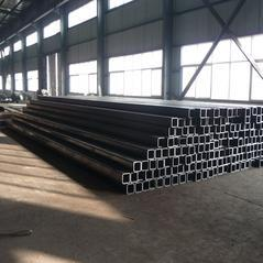 Q345D方管厂家 Q355D矩形管市场批发 耐低温方管规格尺寸齐全