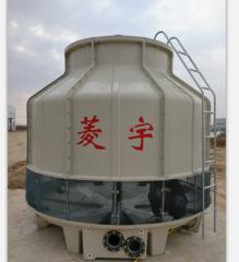 陕西菱宇200吨圆形逆流式冷却塔