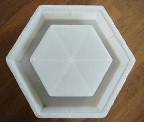 供应空心六角砖模具 厂家直销六角护坡模具