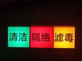 通风方式信号灯-三防信号灯箱