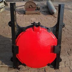 MXY明杆式铸铁镶铜圆闸门技术说明