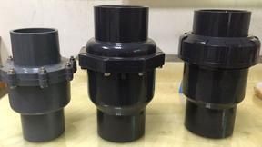南亚PVC止回阀、台塑管材管件六年销冠