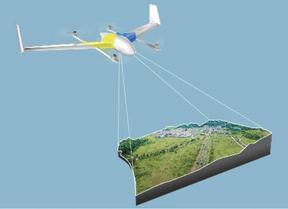 垂直起降固定翼无人机