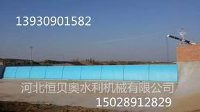 恒贝奥高链式清污机、电动执行器、景观钢坝