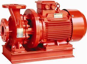 消防泵:XBD-W型�P式消防泵