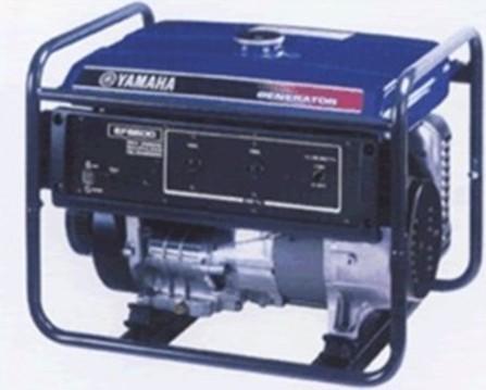 供应5KW雅马哈汽油发电机