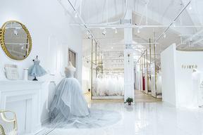 重庆婚纱店装修-婚纱馆装潢装饰-婚纱影楼设计