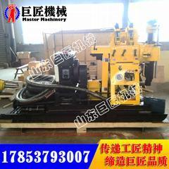 山东巨匠热销液压XYX-200轮式水井钻机 畅销国内外