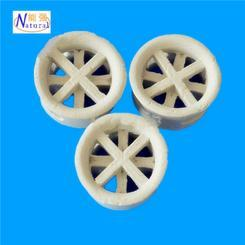 优质陶瓷阶梯环Φ38 高效新型散堆填料