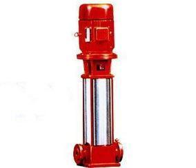 XBD-(I)立式多�管道消防泵