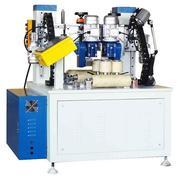 济南莫申专业生产穿条机/真空木纹转印设备/铝型材静电粉末喷涂设备