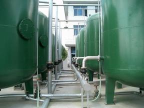 自动净水器
