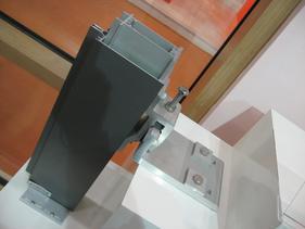 贝克洛C60幕墙系统
