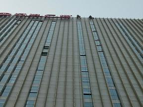 北京玻璃幕墙施工维修