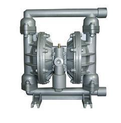 QBY气动隔膜泵铝合金隔膜泵南通水泵厂家