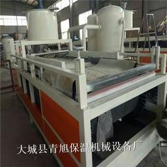硅质聚苯板设备生产操作规程