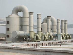 工厂印刷废气处理方法