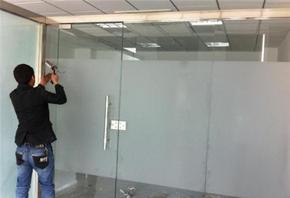 小店区玻璃门安装维修更换地弹簧